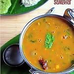 Saravana bhavan idli sambar
