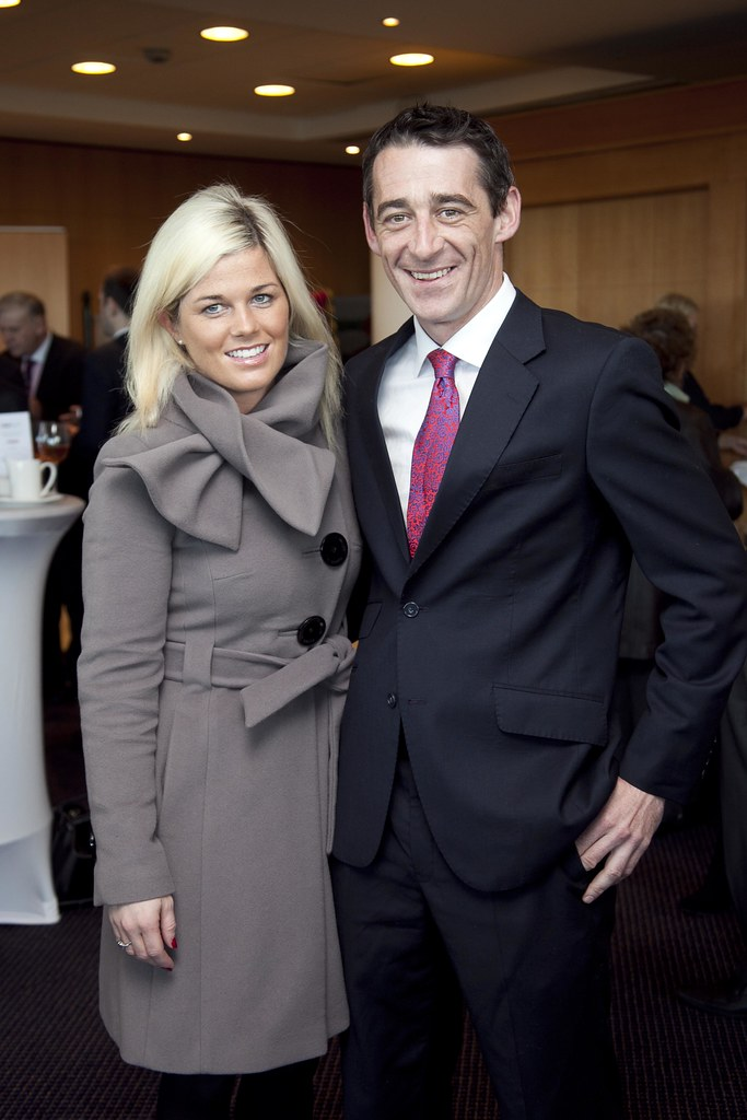 Edelle O Meara Amp Davy Russell Horse Racing Ireland
