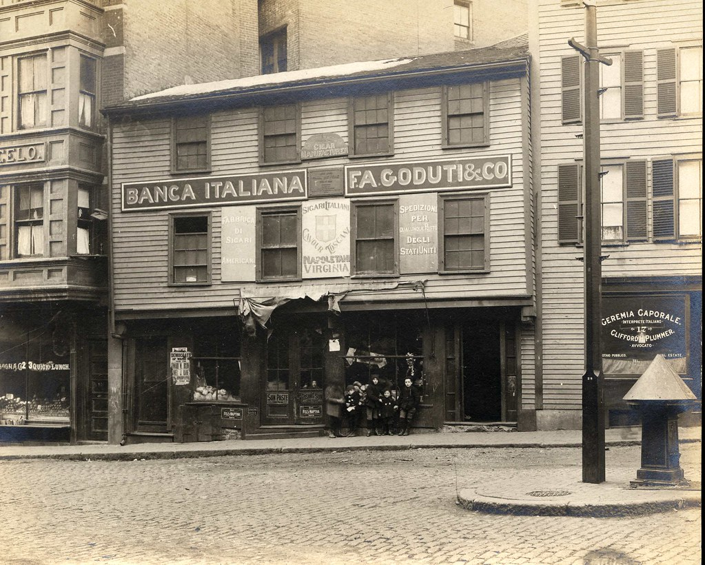 ... Paul Revere House, North End, Boston | By City Of Boston Archives