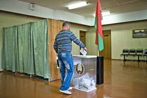 Belarusian parliamentary elections 2016 | by Marco Fieber/Ostblog.org