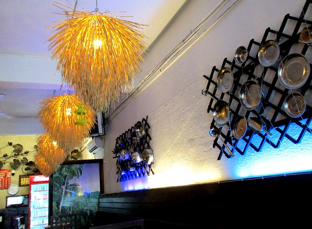 Islamic Nyonya Kafe decor 1