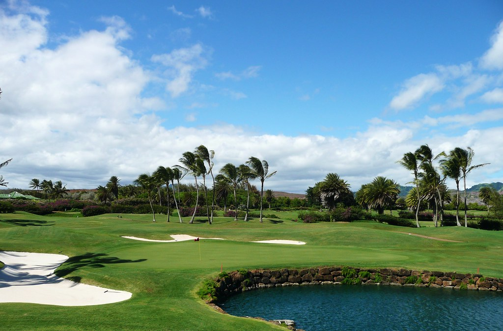 Poipu Bay Golf #18