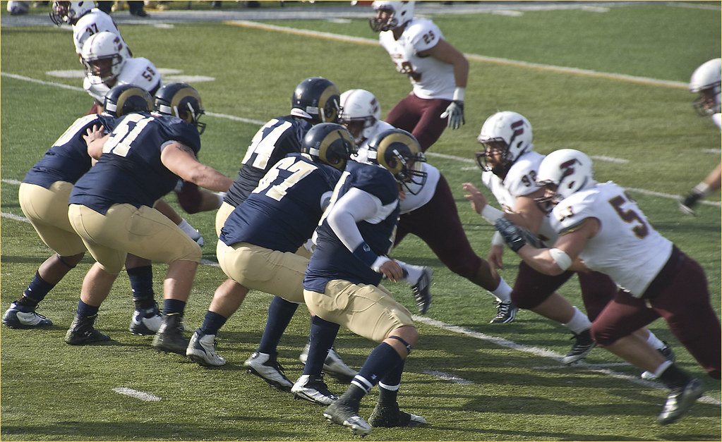 Pass Protection Shepherd In Blue V Fairmont State Fo