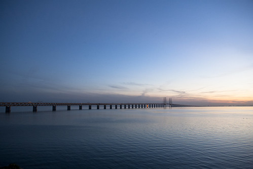 Oresundsbron The Orsund Bridge 20120701 02F | by News Oresund