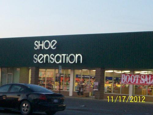Shoe Sensation New Boston Oh