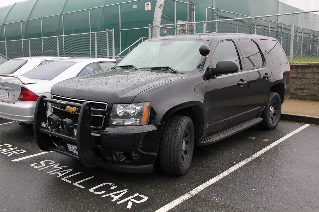 RCMP Unmarked Chevy Tahoe | RCMP Unmarked Chevy Tahoe ...