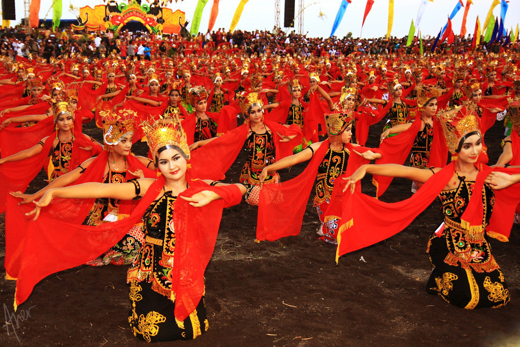 Image result for Parade Gandrung Sewu