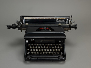 Benjamin Zephaniah's Typewriter | by Birmingham Museum and Art Gallery