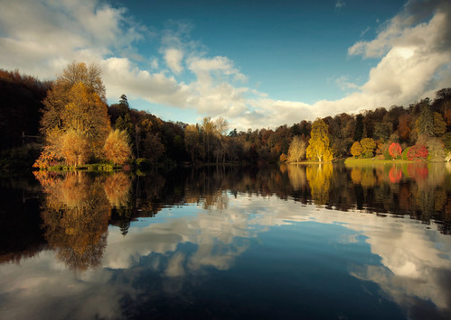 Autumn at Stourhead (Explore #1) | by martinturner