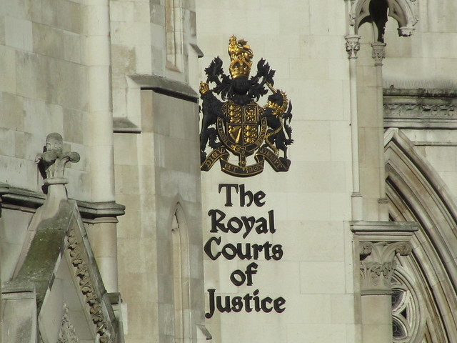 royal courts of justice london november 2012 flickr