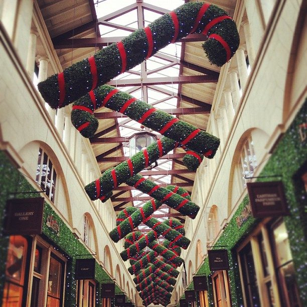 Where To Buy Christmas Decorations London: Christmas Decorations @ Covent Garden.. #christmas