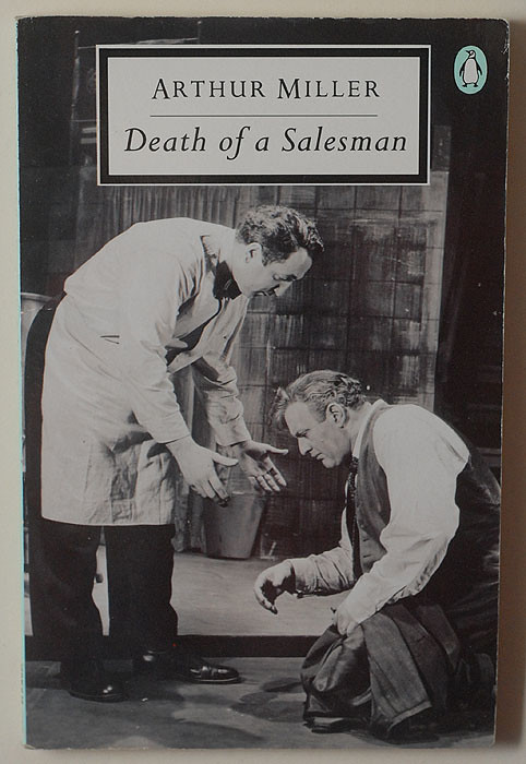 a plot overview of arthur millers death of a salesman Arthur miller's death of a salesman plot summary learn more about death of a salesman with a detailed plot summary and plot diagram.