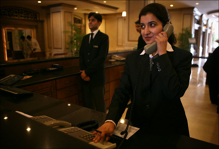 Indian Hotel Staff To Be Trained To Spot Signs Of Sex -7031