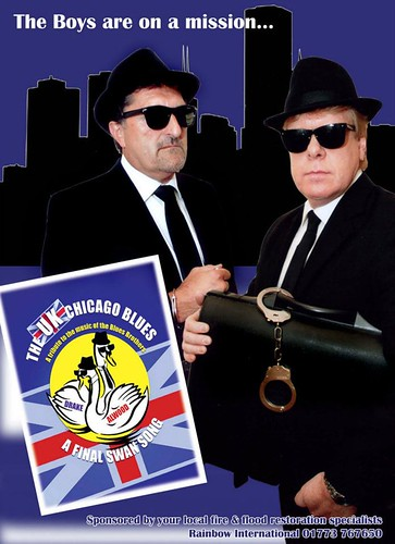 Blues Brothers Tribute Act | by Peller Artistes