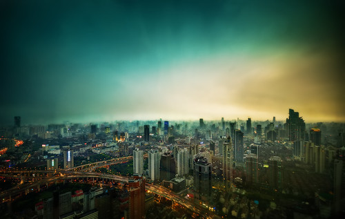 The Hypercity of Shanghai | by Stuck in Customs