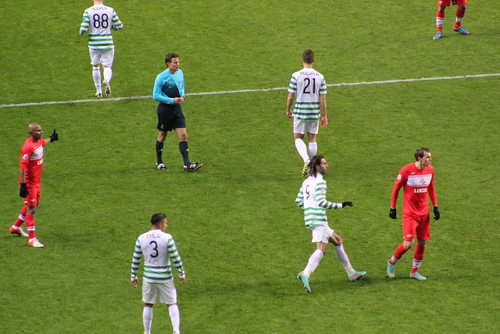 Celtic v Spartak Moscow | by Graham`s pics