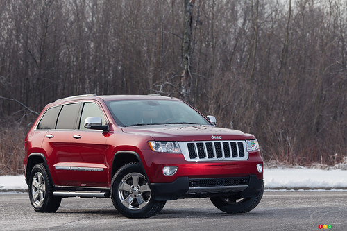 2013 jeep grand cherokee overland full review to come soon flickr. Black Bedroom Furniture Sets. Home Design Ideas