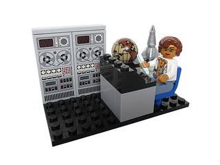 Women of NASA on LEGO Ideas - Katherine Johnson | by pixbymaia