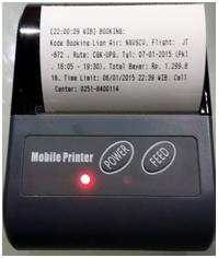 Mini mobile printer garut tour travel com 1