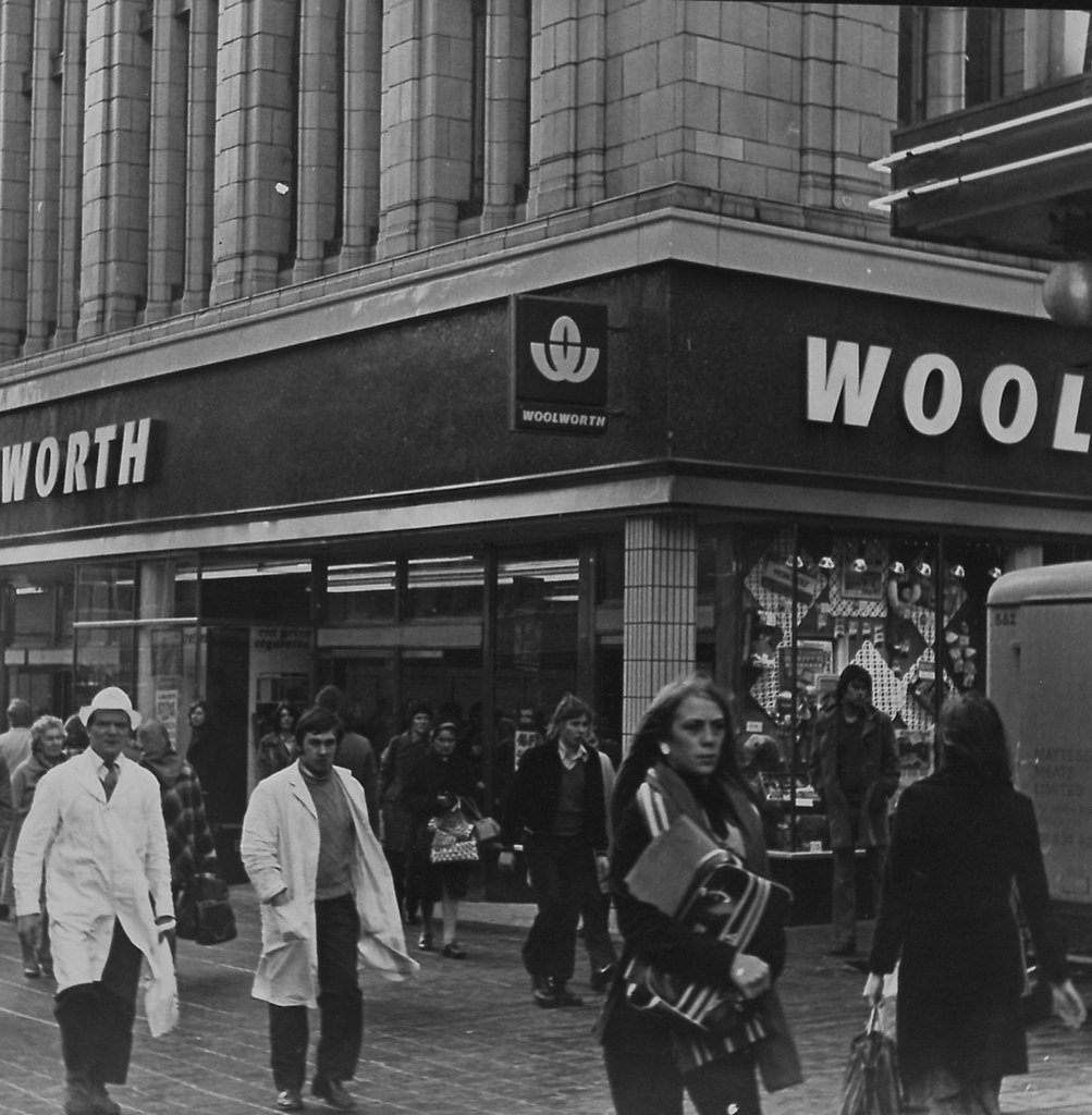 Tor811, Woolworths, Northumberland Street, Newcastle upon ...