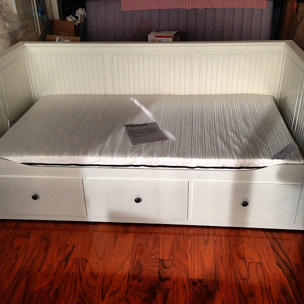 #ikea #hemnes #daybed #pickup #delivery #shopping #assembl u2026 Flickr
