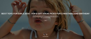 Best Toys for Girls 2016 - Top 5 Gift Ideas Picks for Christmas and Birthday on Flipboard