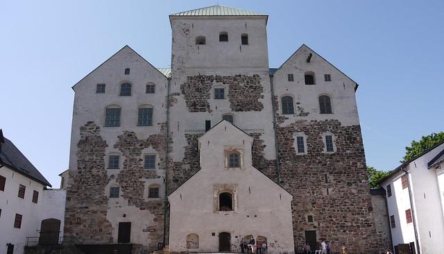 Castillo medieval de Turku