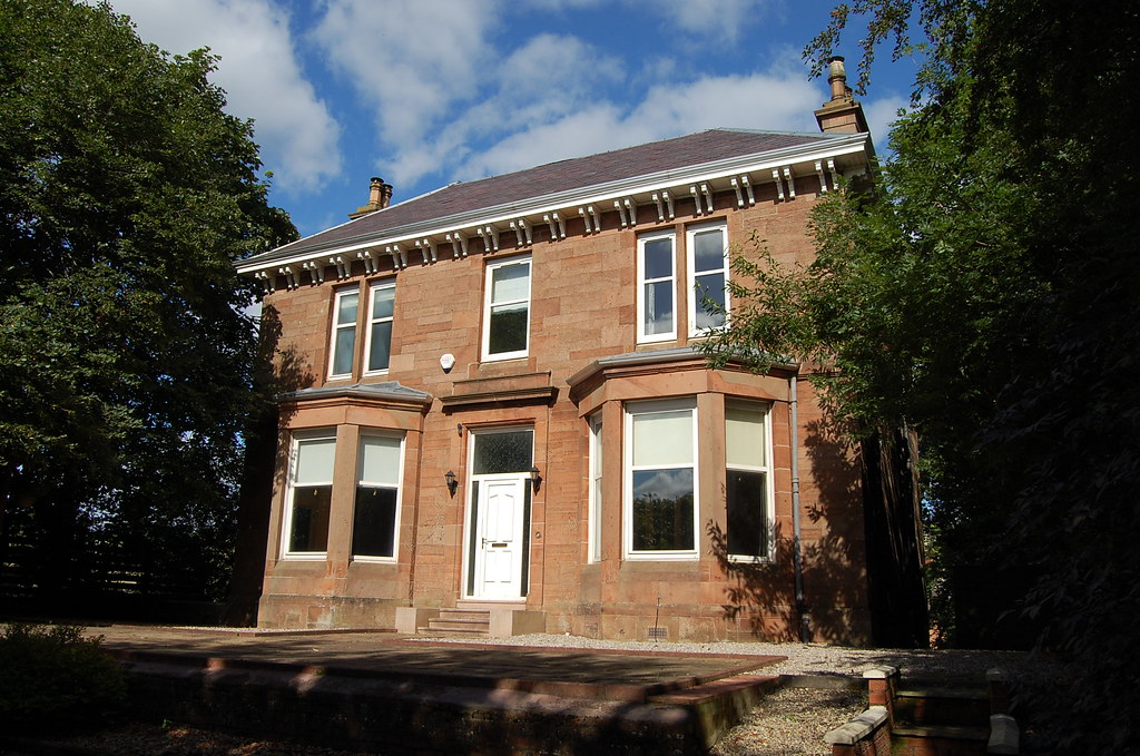 Ckd Galbraith Offer Spacious Red Sandstone House With Padd