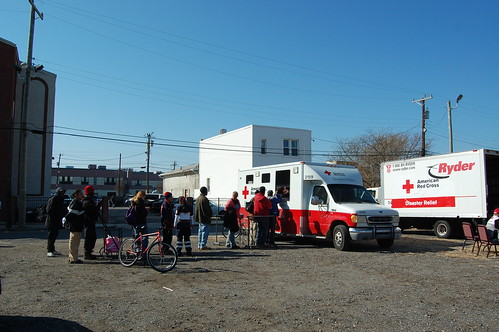 Superstorm Sandy 2012, Atlantic City, New Jersey | by American Red Cross