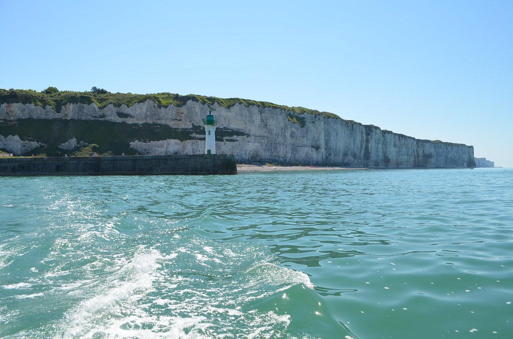 Saint val ry en caux la sortie du port chambres d - Chambre d hote normandie vue sur mer ...