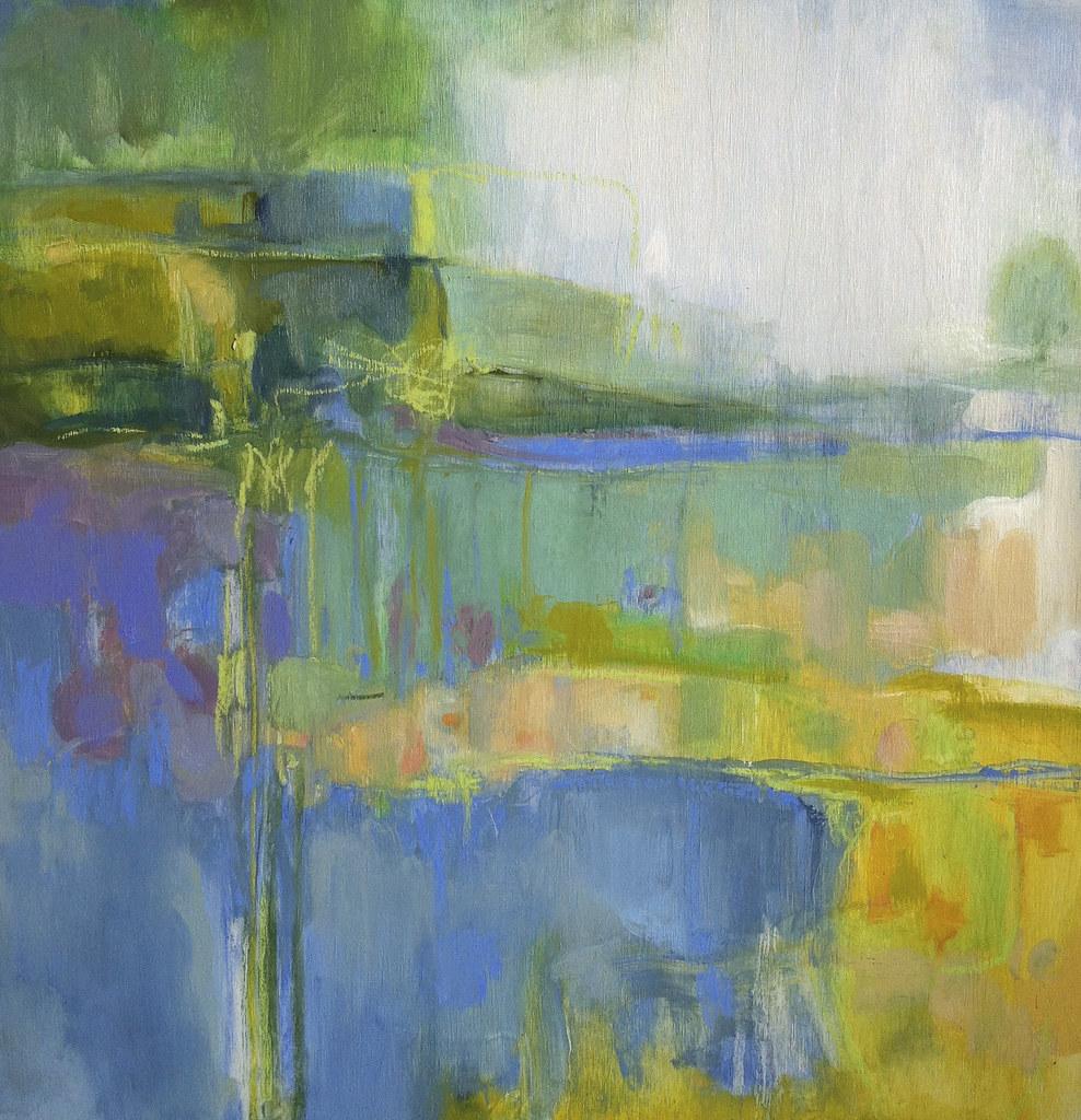 Poppyseed Oil Painting