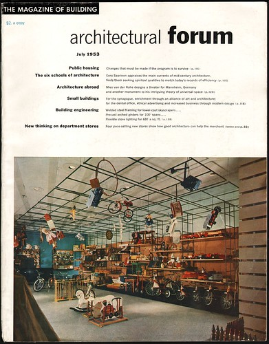 Architectural Forum July 1953