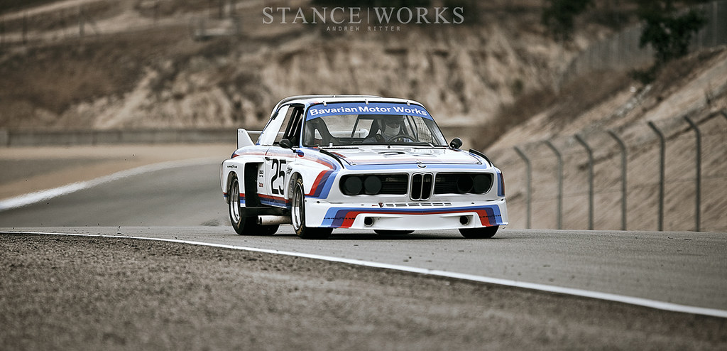 Bmw Csl Batmobile Stance Works Bmw Of North America S Vi Flickr