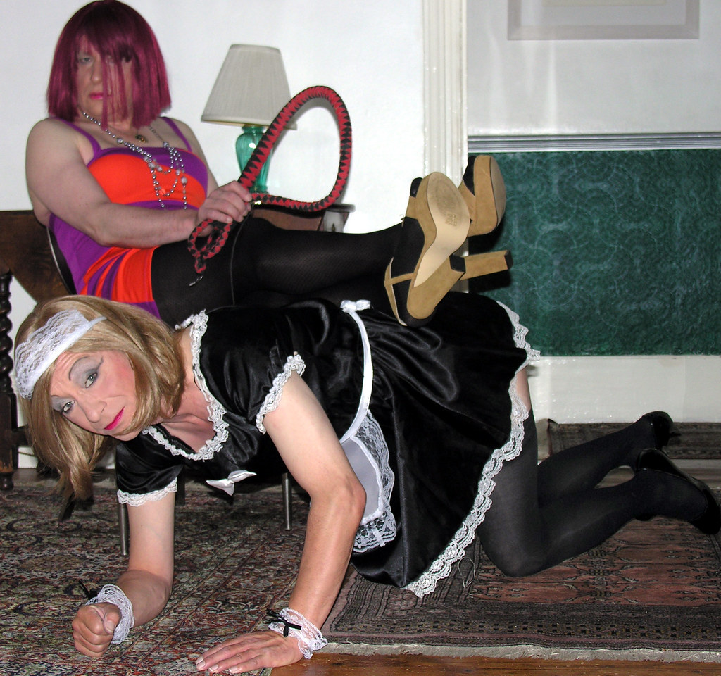 Chastity punishment is company policy - 2 8
