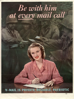 """...at every mail call"" 
