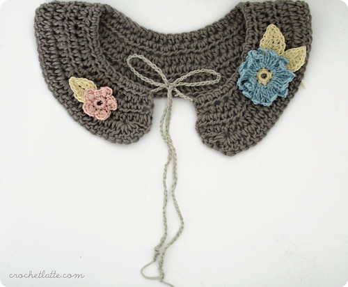 Crochet Collar | by crochetlatte