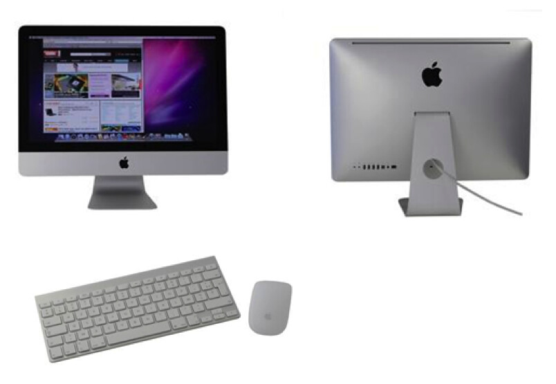 imac 21 pouces core i5 2 5 ghz with several software ver. Black Bedroom Furniture Sets. Home Design Ideas