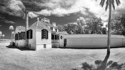 Kingsley Plantation - main house | by Ed Rosack