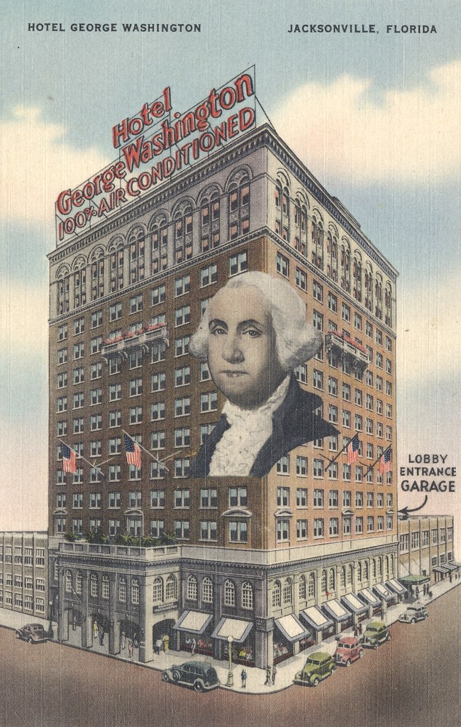 Hotel George Washington - Jacksonville, Florida
