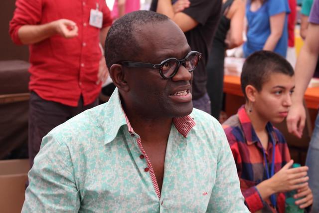 Alain Mabanckou - Livre sur la Place 2016