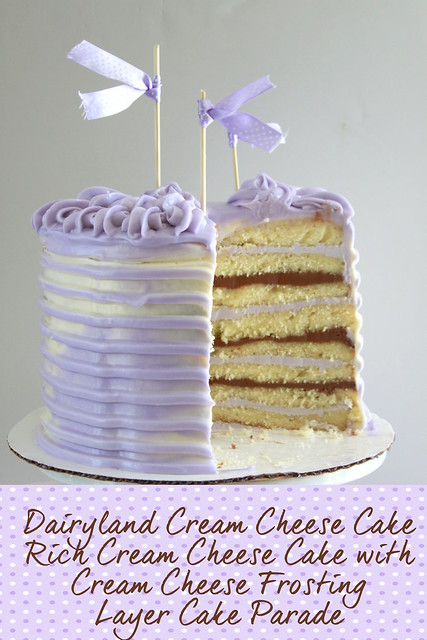 Dairyland Cream Cheese Cake