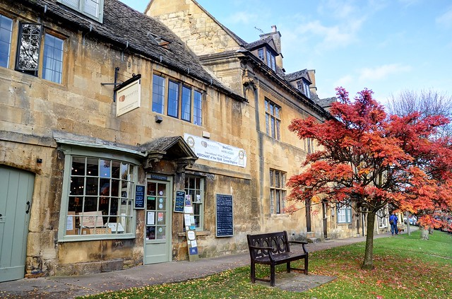 Wine merchant in Chipping Campden