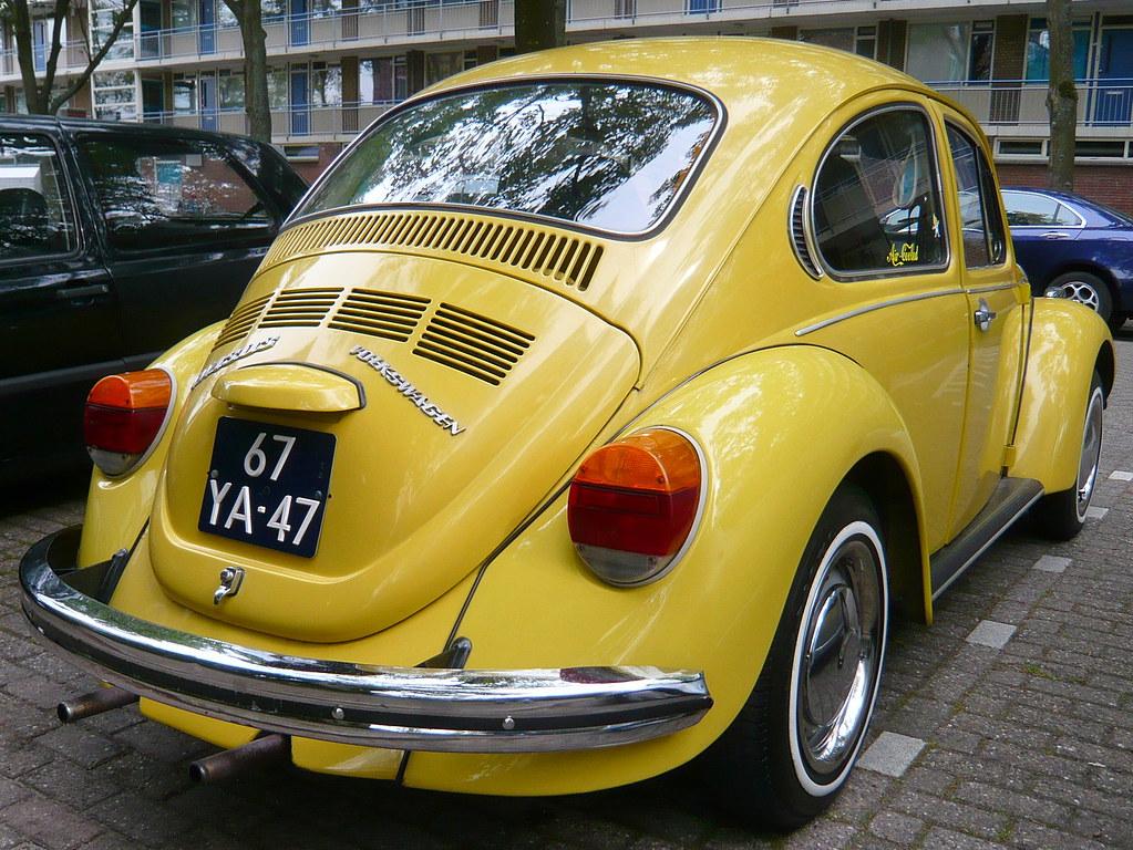 Volkswagen 1303 Beetle 1973 Oerendhard1 Flickr