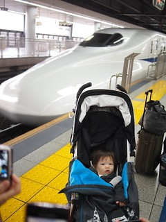 Alan and the Shinkansen | by fugutabetai_shyashin