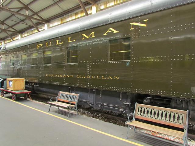 Ferdinand Magellan Us Presidential Rail Car No 1 Img