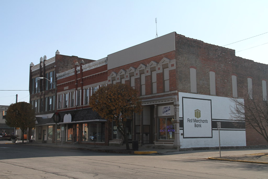 Portland Indiana Jay County In Google Map Official Websit Flickr