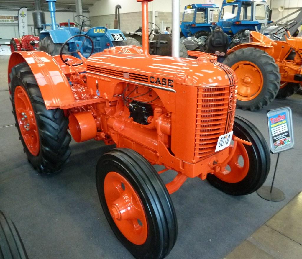 Case Model C : Case model d tractor homer simpson flickr