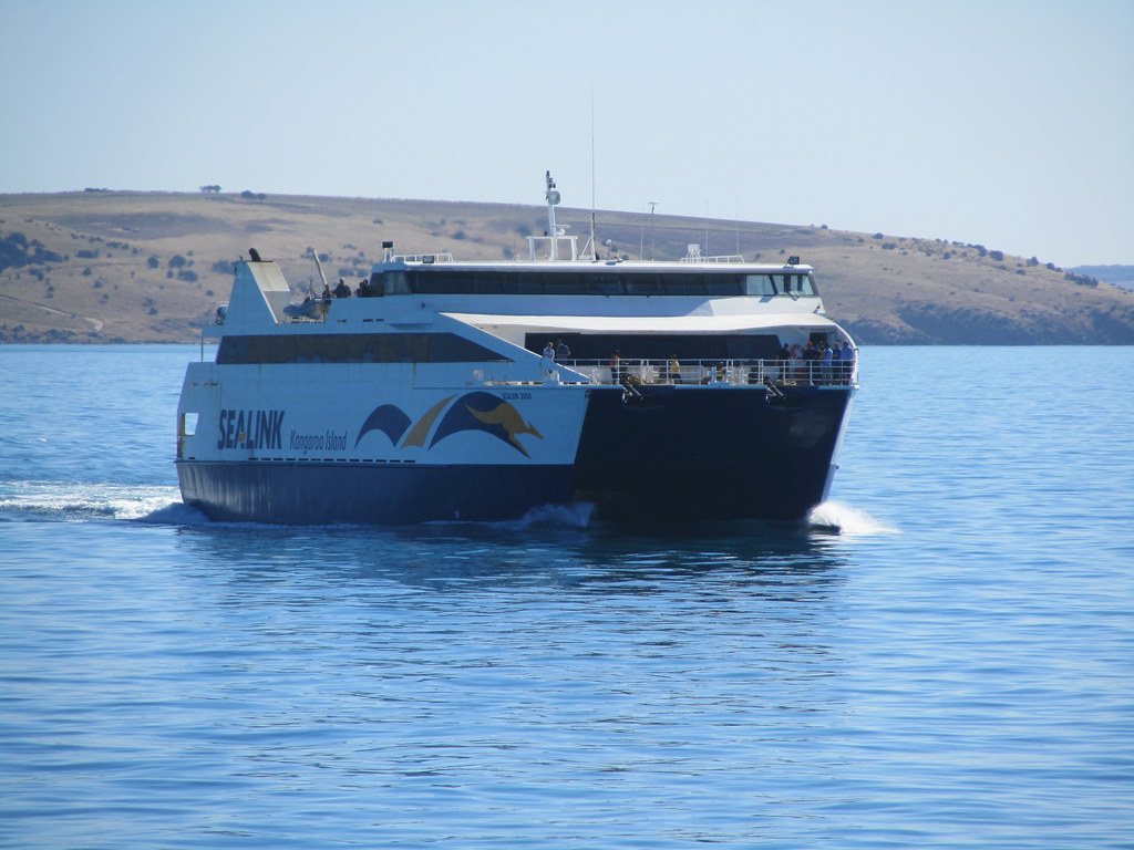 Ferry From Cape Town To Robben Island