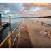Preddy's Wharf Sunset