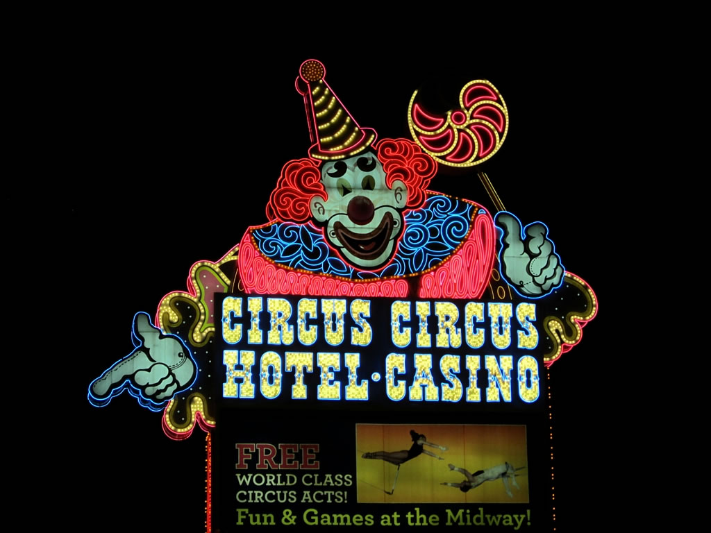 Circus circus casino history casino nb concerts 2014